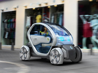 Renault Twizy z.e Review Price, Interior, Exterior, Engine.
