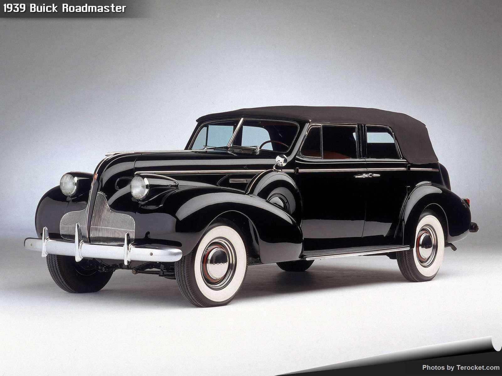 Hình ảnh xe ô tô Buick Roadmaster 1939 & nội ngoại thất