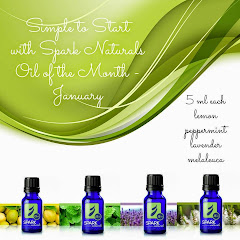 Spark Naturals Oil of the Month Club