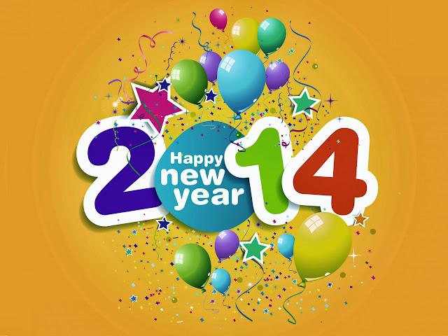 2014 新年快樂