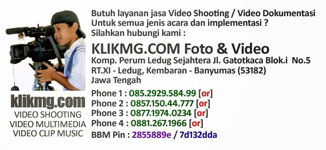 Klikmg Video Shooting