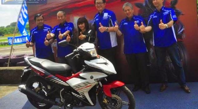 Harga dan Spesifikasi Lengkap New Yamaha Jupiter MX King 150