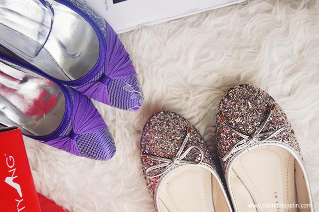 Customize Your Own Shoe Christy Ng Haul Sabrina