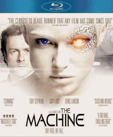 The Machine 2013 720p BRRip 700mb YIFY