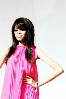 finalis miss indonesia 2011 Cyndy Ramlan - MaLuku Utara
