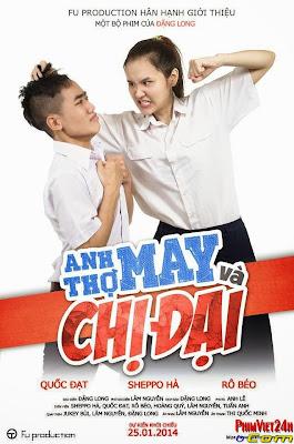 xem phim Anh Thợ May Và Chị Đại - Fu Production (2013) full hd vietsub online poster