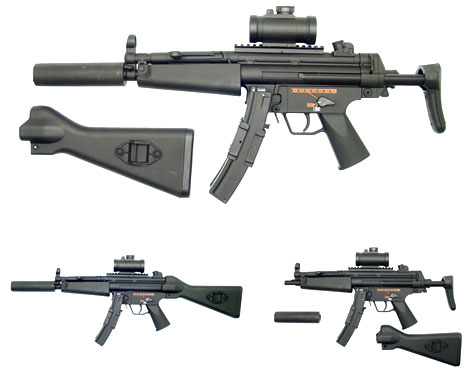 Wele The Blog Sub Machine Gun Smg Dan Jenis Nya
