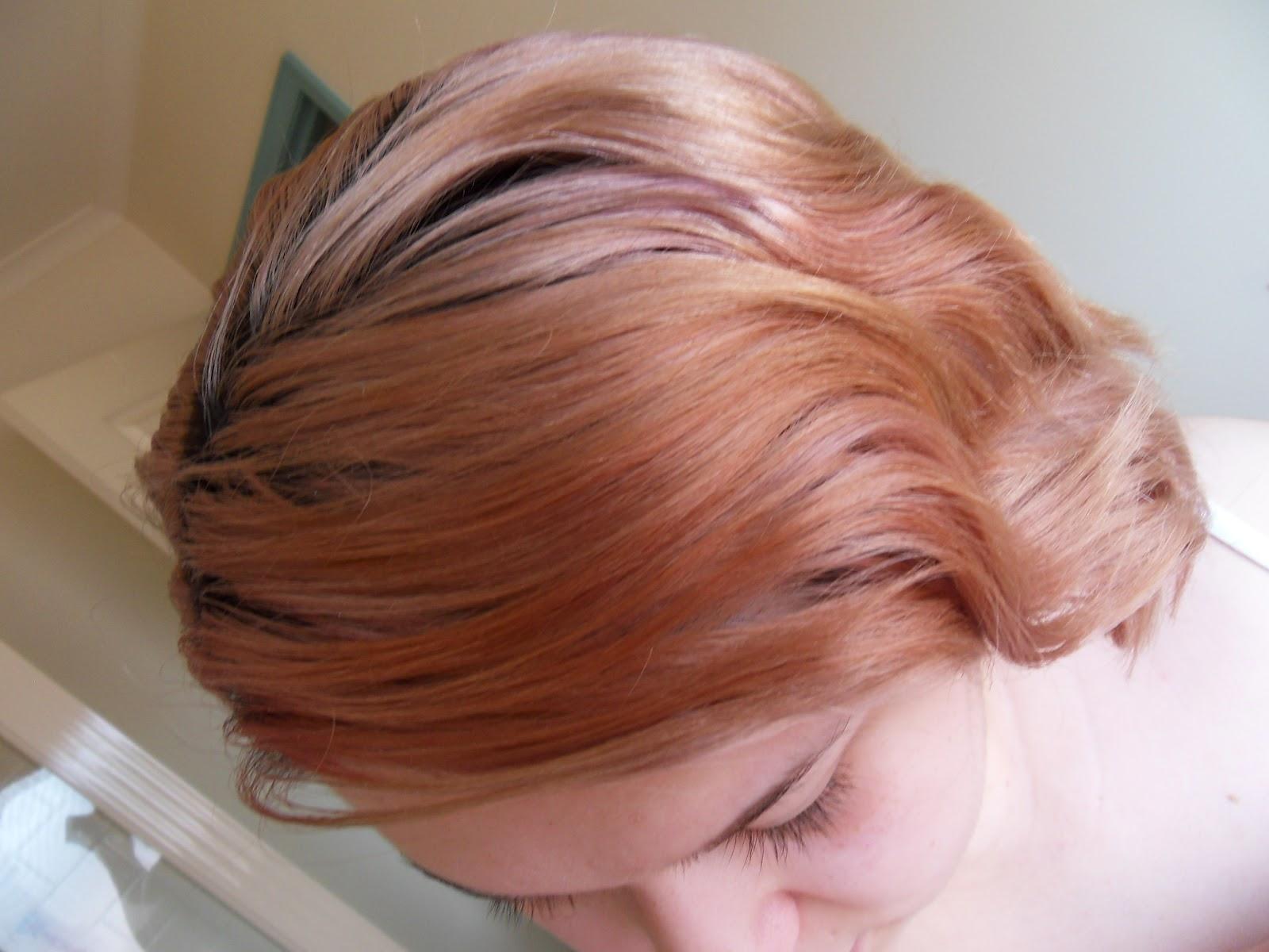 The Fairyfloss Kitten Vitalitys Hair Color Plus Pink Dye Review