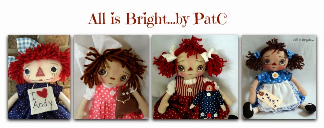 All is Bright Dolls...by PatC