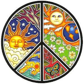 Gracias Padre Sol y Madre Tierra...