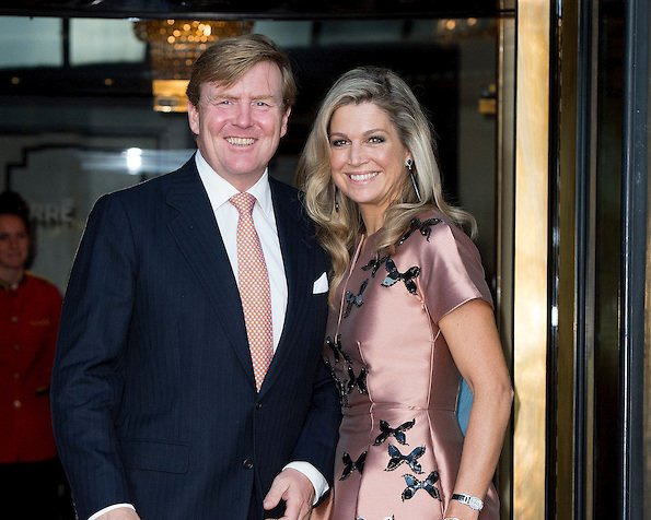 Dutch Royal Family Celebrate 200 Years Of The Kingdom Of The Netherlands