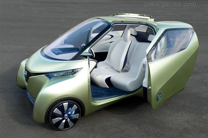 صور سيارة نيسان PIVO كونسبت 3 EV 2015 - اجمل خلفيات صور عربية نيسان PIVO كونسبت 3 EV 2015 - Nissan PIVO 3 EV Concept Photos Nissan-PIVO_3_EV_Concept_2012_800x600_wallpaper_02.jpg