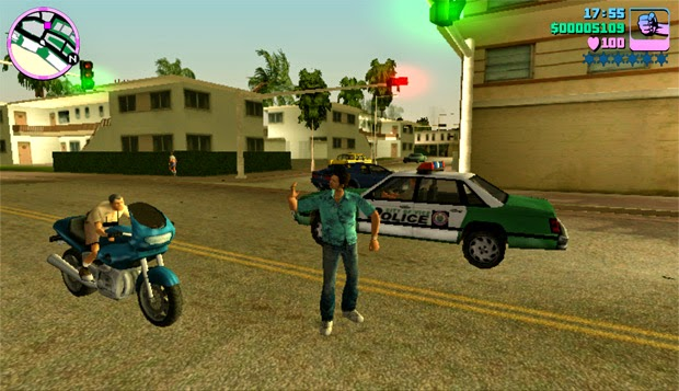 GTA Vice City Free Download Full For Windows and Android