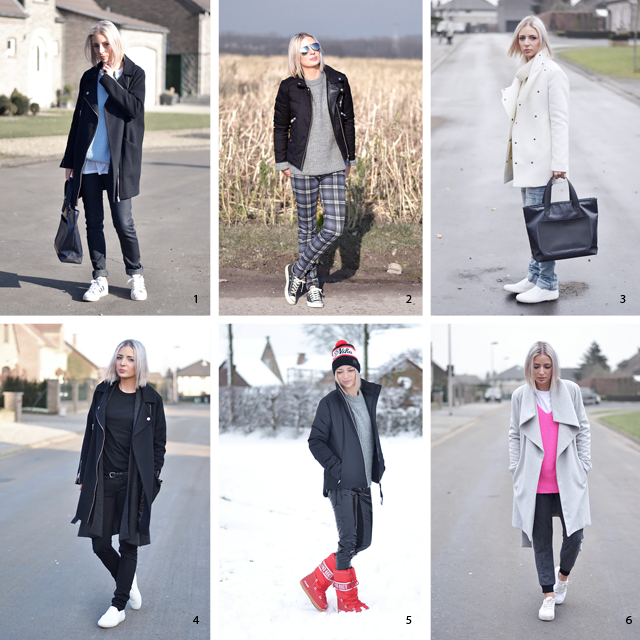 Favorite outfit, recap, collage, outfit, street style, turn it inside out, fashion, belgium