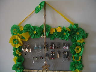jewellery holder diy