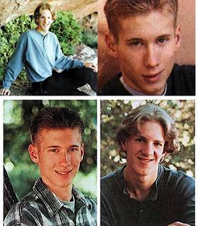 Revolusi Ilmiah - Dylan Klebold dan Eric Harris