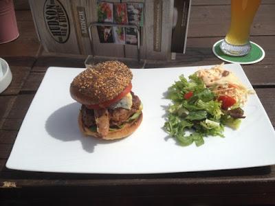 Double B burger