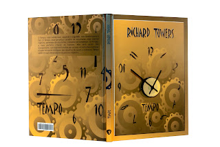 "The clock-book ""Tempo"" works with a AG13 battery"
