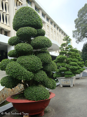 Reunification Palace Vietnam Photo 4