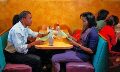 The First Family and Their Food
