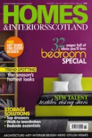 Madison Featured in Scotland Homes and Interiors