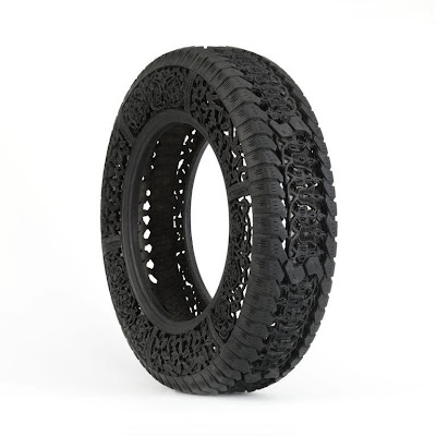 Cool and Creative Hand Carved Car Tires (15) 3