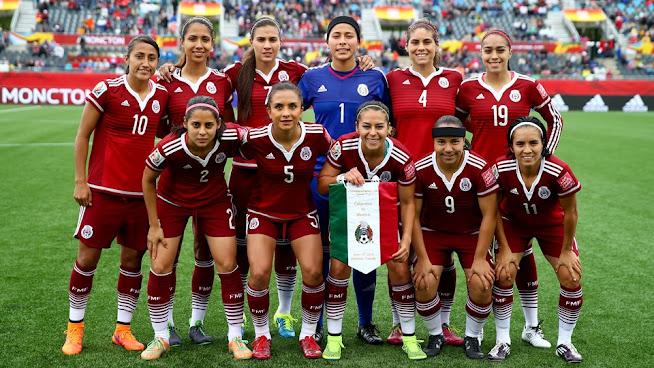 Copa Mundial Femenina de la FIFA Canadá 2015; Fase de Grupos: Colombia vs. México | Ximinia