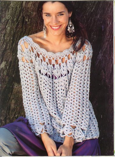 Moda Crochet Patterns : moda crochet-Knitting Gallery