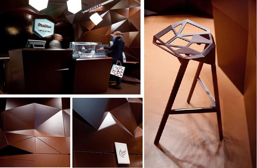 Design goloso architettura e design a roma for Irriducibili shop