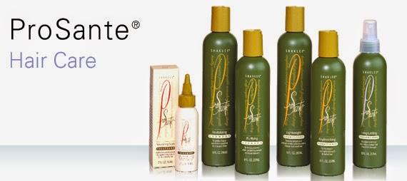 ProSante Shaklee Untuk Rambut Sihat dan Menawan