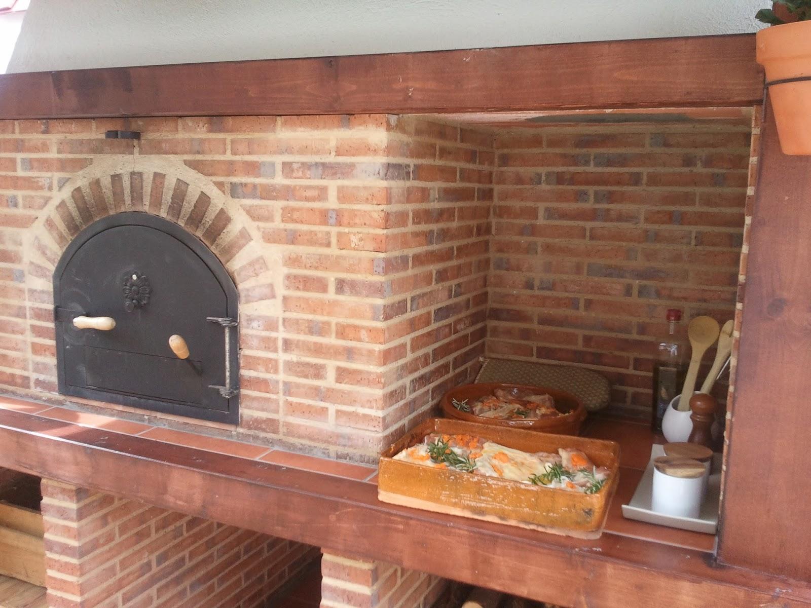 La fabrica de pereruela horno de cesar arroyo - Parrillas y hornos a lena ...