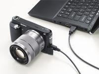 NEX-F3 USB