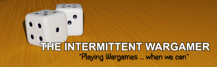 The Intermittent Wargamer