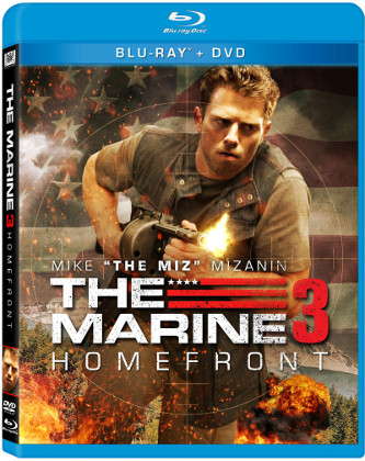 The Marine Homefront 720p HD Español Latino