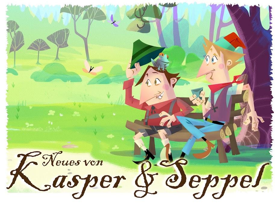 Kasper und Seppel