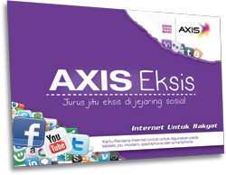 Trik Internet Gratis Axis Eksis PC Unlimited