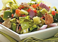 Salada Mista (vegana)