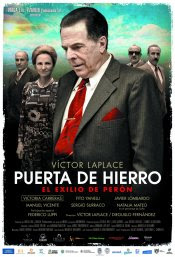 """""""Puerta de Hierro, el exilio de Perón"""". Estreno 14 de Marzo."""