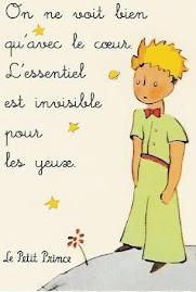 """""""O essencial é invisível aos olhos..."""""""