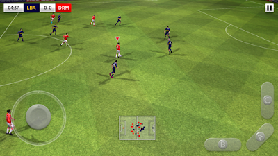 Dream league soccer apk v2 04 mod unlimited coins games android