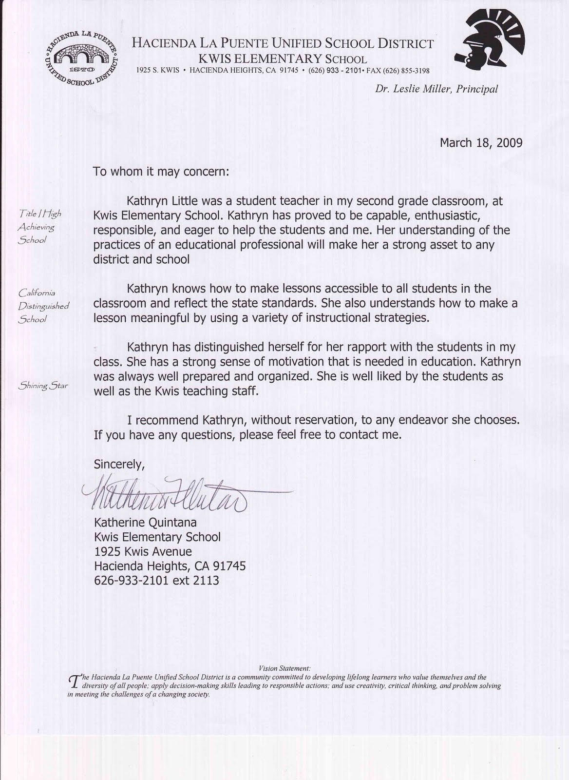 Student recommendation letter template spiritdancerdesigns Image collections