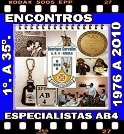 1º a 35º ENCONTROS DOS ESPECIALISTAS DO AB4 - 1976 a 2010