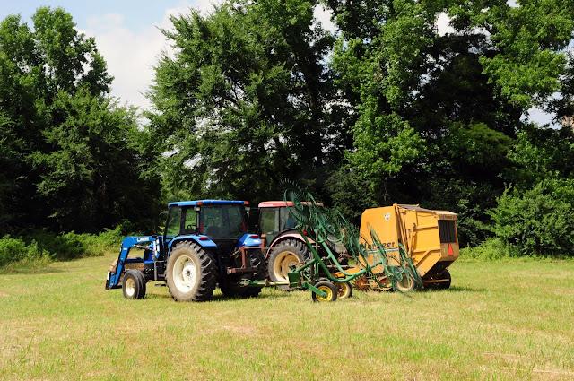 Hay Equipment Chickasaw County Hickory Ridge Studio