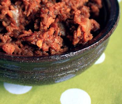 Oppskrift Kjøttfri Vegetar Taco Vegan Soyakjøtt Soyakjøttdeig Tvp
