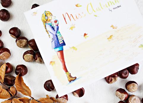MISS AUTUMN -  Shinybox listopad