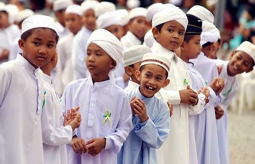 Sekolah Rendah Agama Integrasi Terbaik Selangor Red Pastel B