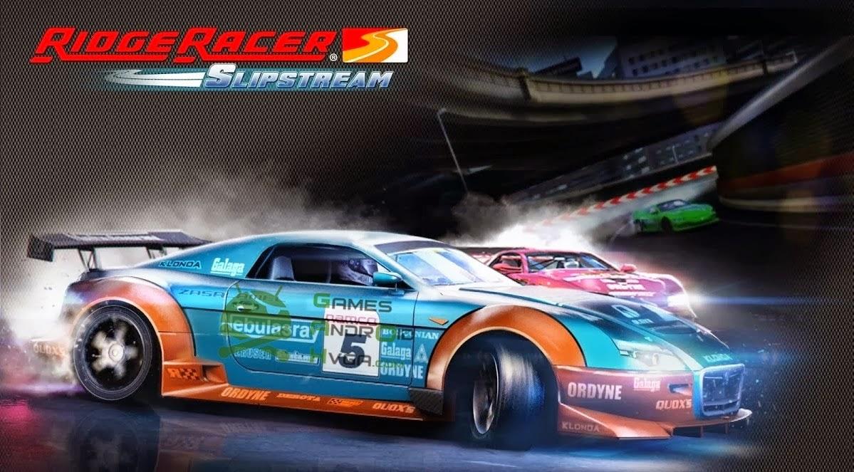 Ridge Racer Slipstream v2.1.11 Full Apk Data Mod [Free Shopping] - Siêu Phẩm Đua Xe Đến Từ Hãng Namco