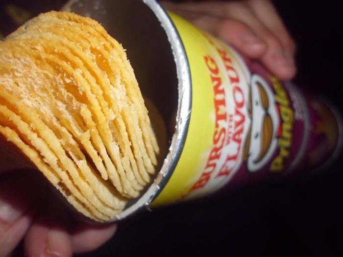 Pringles jamon