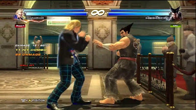 Tekken Tag Tournament PC Game Full Version Free Download