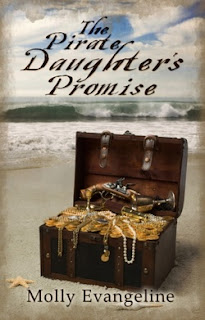 Pirate Daughter's Promise written by a Homeschool Graduate!